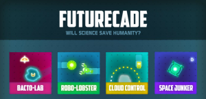 Science Museum's Futurecade